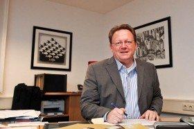 Christian Uhl, Geschäftsführer der Bergkloster Stiftung SMMP